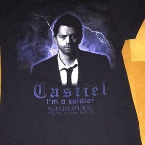 Supernatural shirt